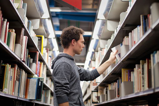 Library Stock Photo - Download Image Now