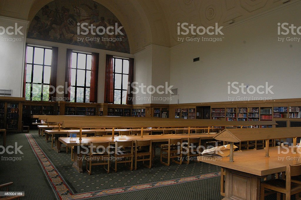 Library Reference Room Dictionary View Stock Photo Download Image Now Istock