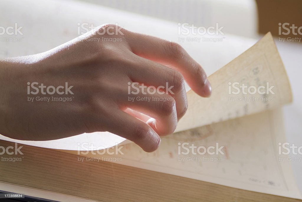 Library Series royalty-free stock photo