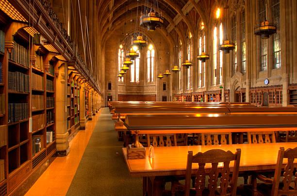 Bibliothèque des Tables - Photo