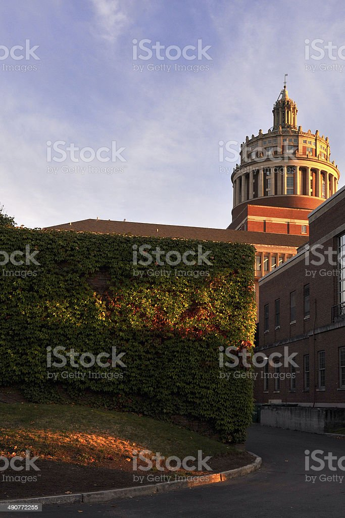 Library university of rochester stock photo