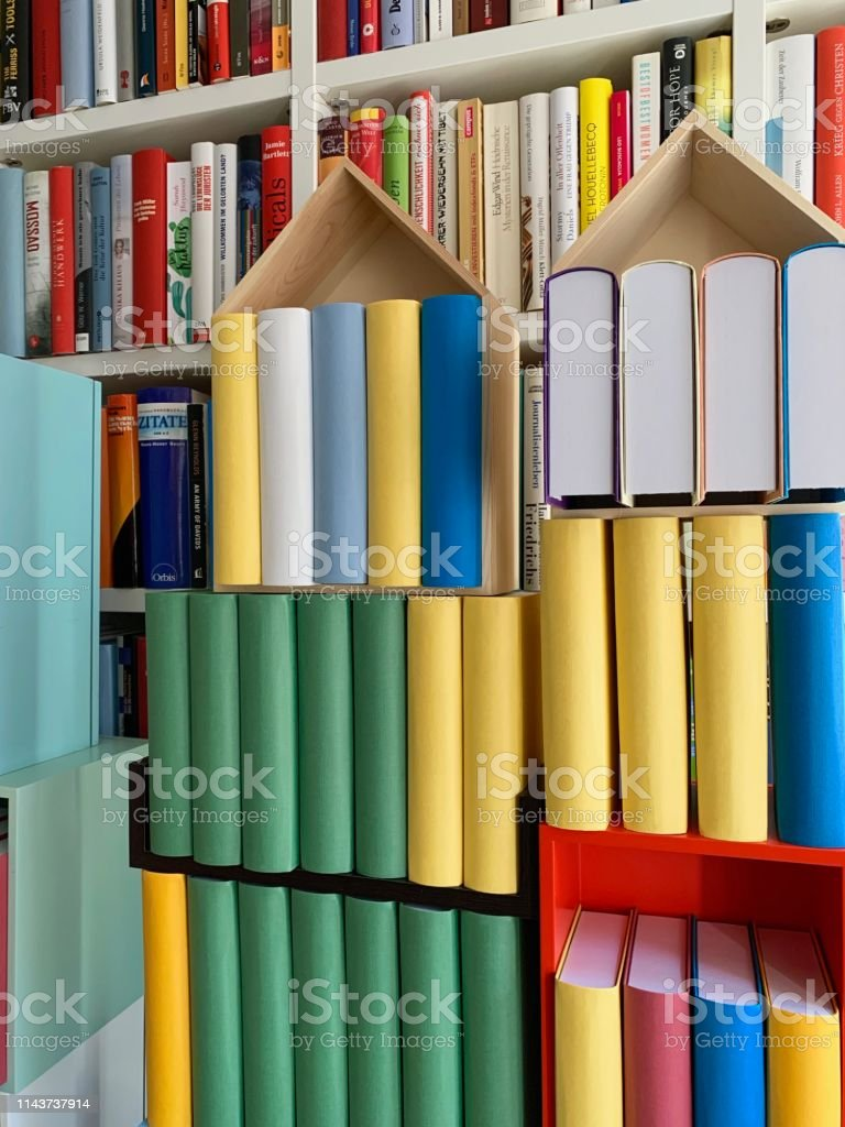 Organization works in the library
