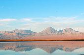 Licancabur Volcano in Atacama Desert