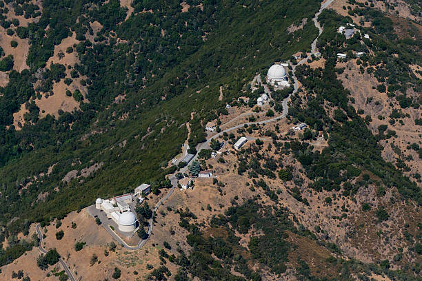 lick observatory - dally stock pictures, royalty-free photos & images