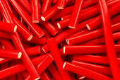 Licorice red