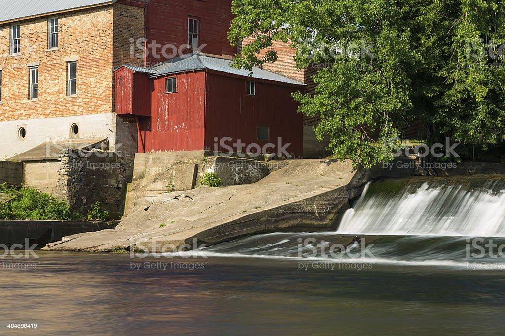 Lidtke Mill stock photo