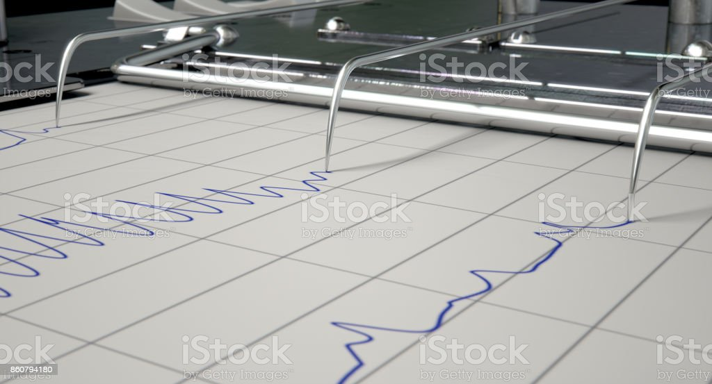 Lie Detector Test Stock Photo - Download Image Now - iStock