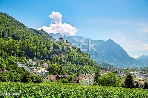 istock Liechtenstein 826962806