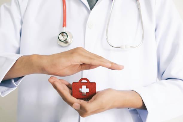 Lebens- und Krankenversicherung – Foto
