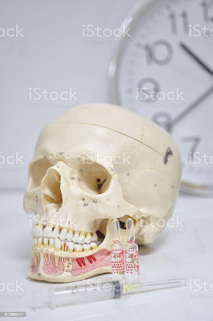 life and medical laboratory stock photo