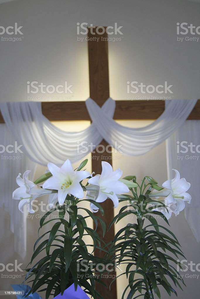 Life at the Cross 2 stock photo