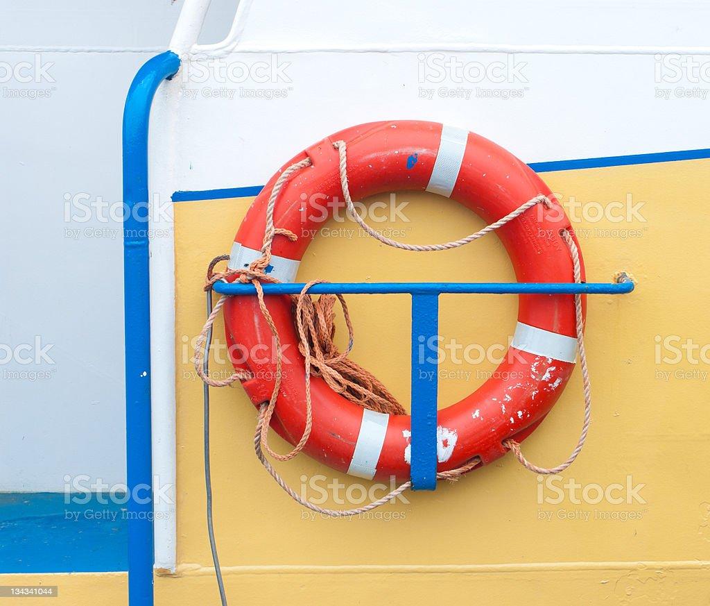 life buoy royalty-free stock photo