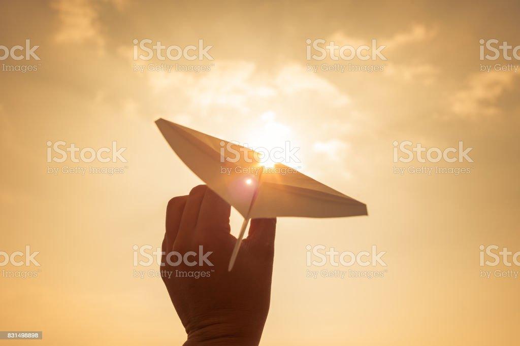 Life dreams and goals! - foto stock