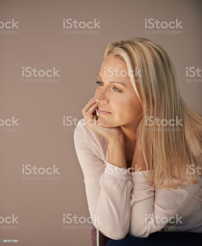 Life has its challenges, but it's still beautiful nonetheless stock photo