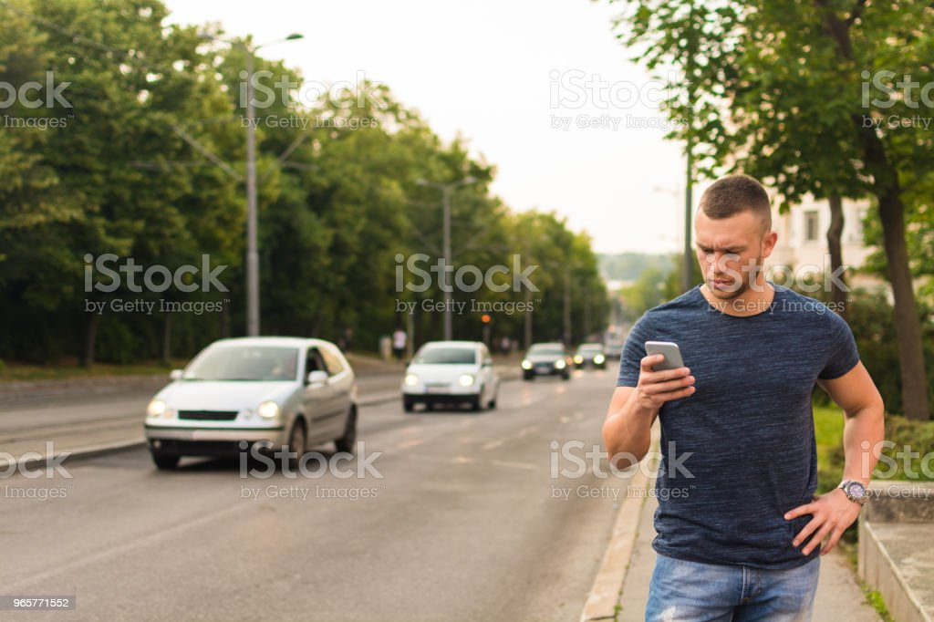 Life in big city - Royalty-free 20-29 Years Stock Photo