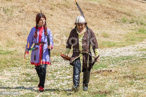istock Life in the Middle Ages 576925440