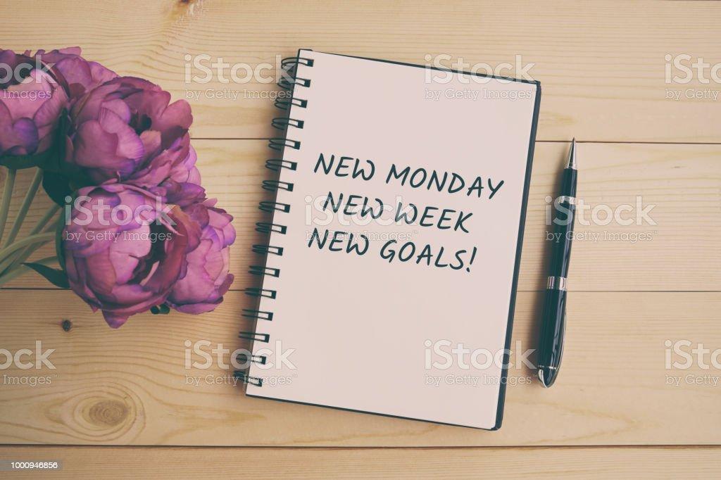 Life Inspiration Quote stock photo