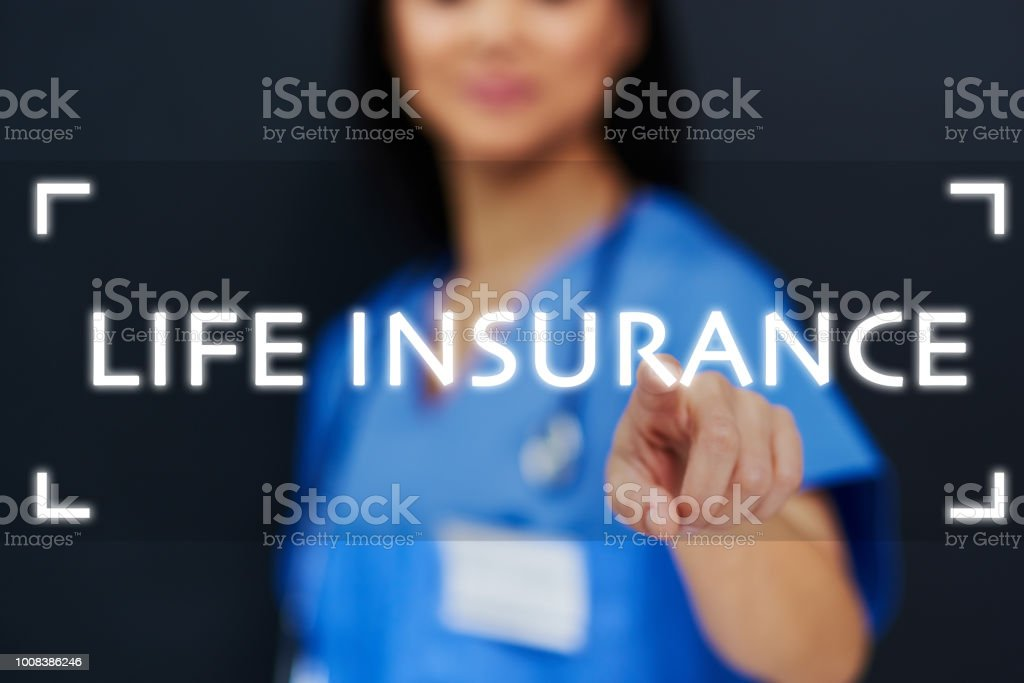 Life Insurance Do You Have It Stock Photo - Download Image ...
