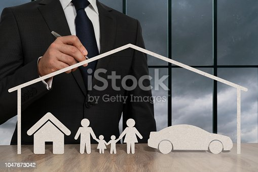istock Life Insurance 1047673042