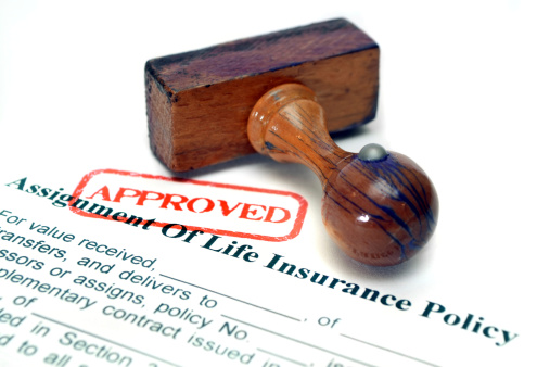 Life Insurance Policy Stock Photo - Download Image Now ...