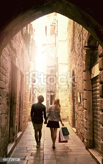 istock Life is a journey, make the most of it 491729106