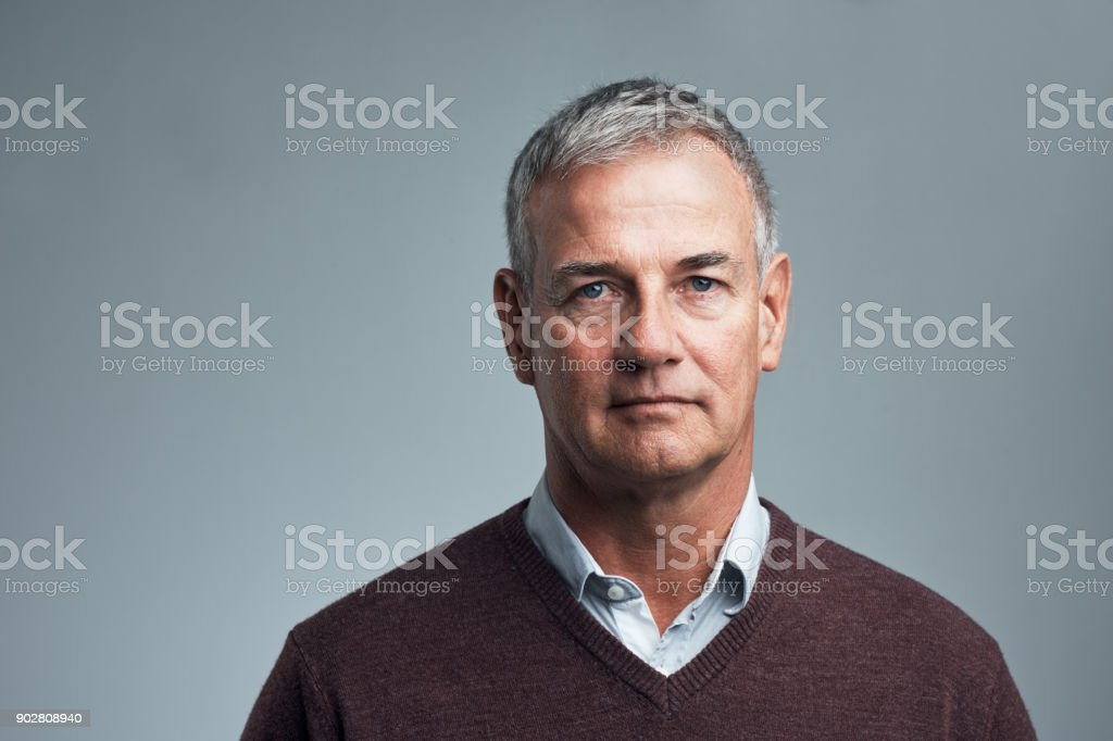 Life is as serious as you make it stock photo
