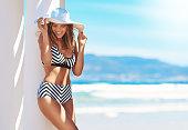 istock Life is better in a bikini 514712278