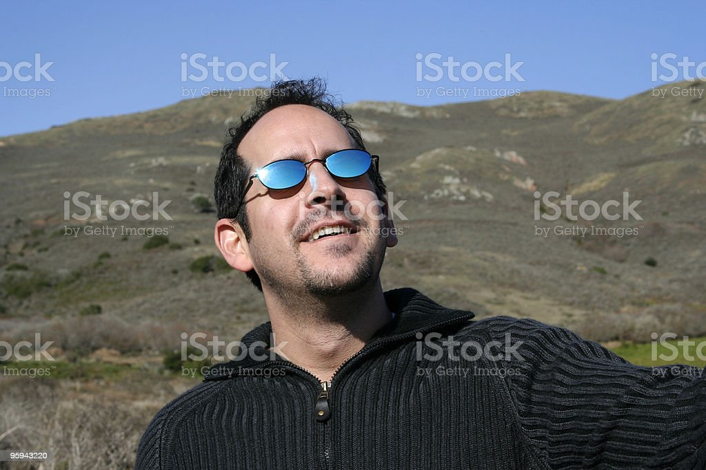 Life is good... royalty-free stock photo