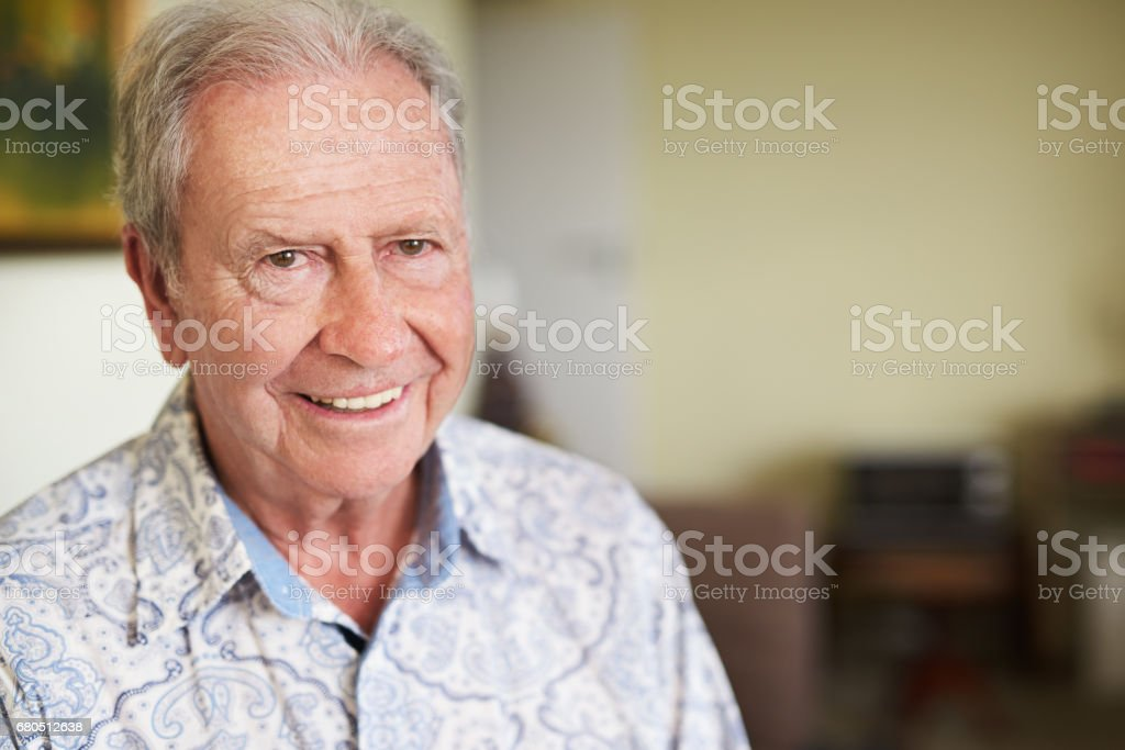 Life just gets better with each year stock photo