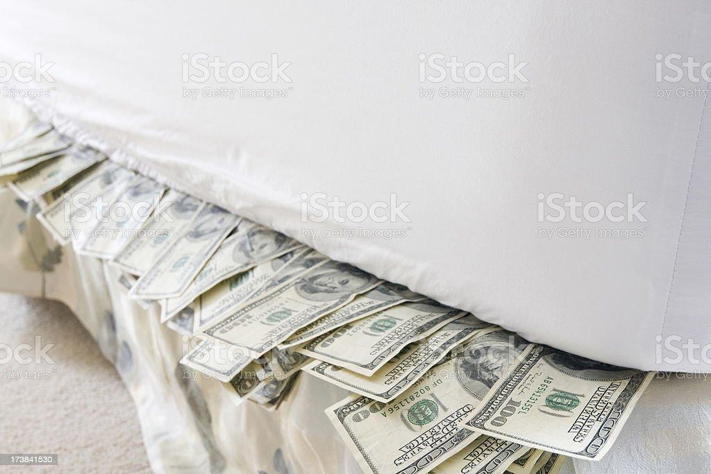 Life Savings stock photo
