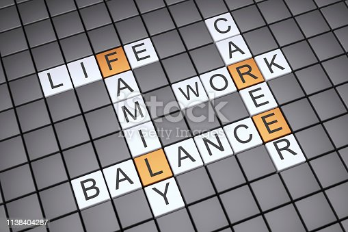 171274866 istock photo Life - Work  Balance Concept 1138404287
