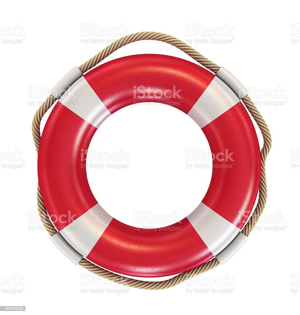 Boia salva-vidas - foto de acervo