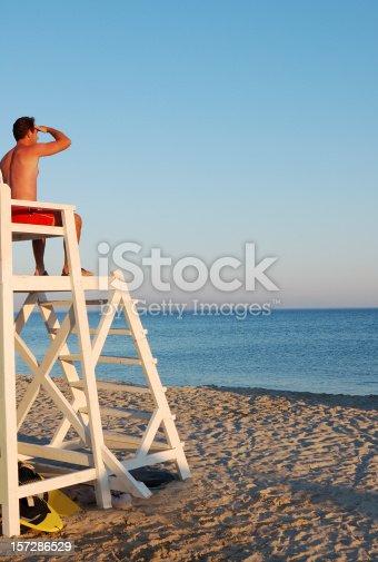 istock Lifeguard 157286529