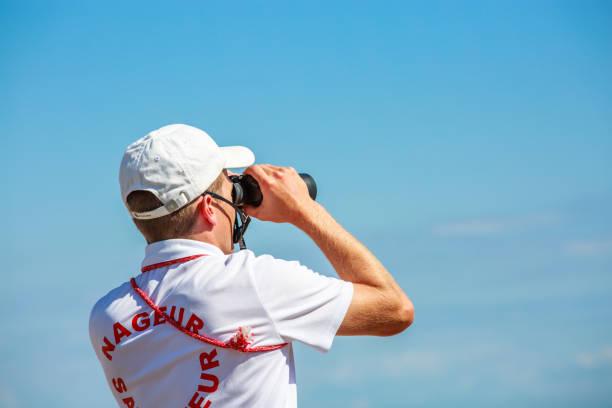 Lifeguard swimmer (
