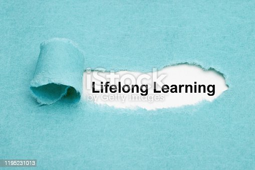 istock Lifelong Learning And Personal Development Concept 1195231013
