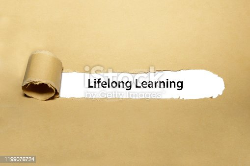 istock Lifelong Learning And Personal Development Concept 1199076724