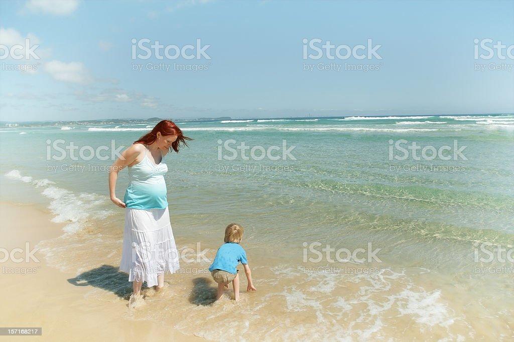 Life's a Beach stock photo