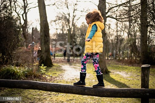 istock Life's About Balance 1139941821