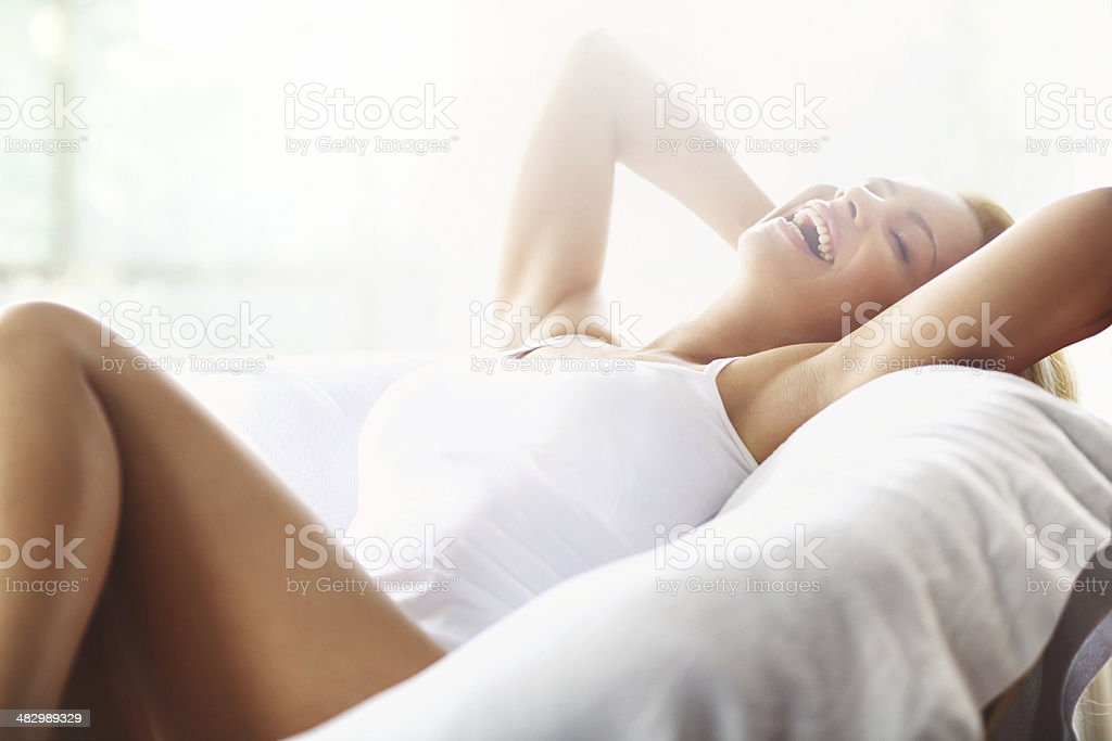 Life's beautiful. stock photo