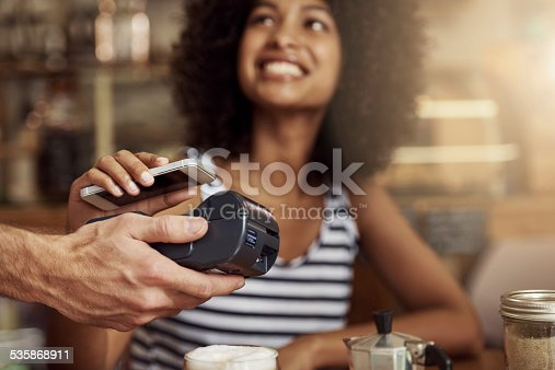 istock Life's getting easier! 535868911