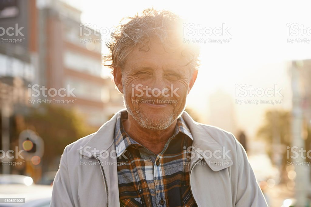 Life's good stock photo