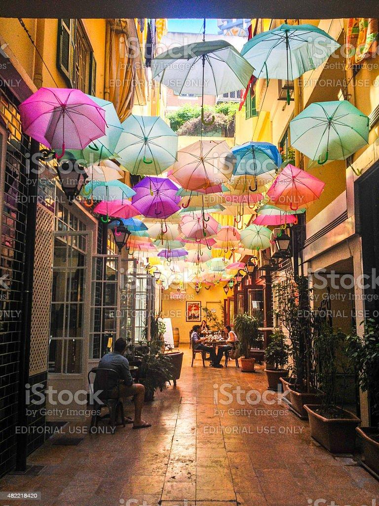 Lifestyle, Beirut, Lebanon stock photo