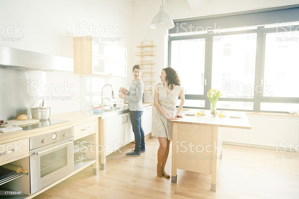 Lifestyle Couple stock photo