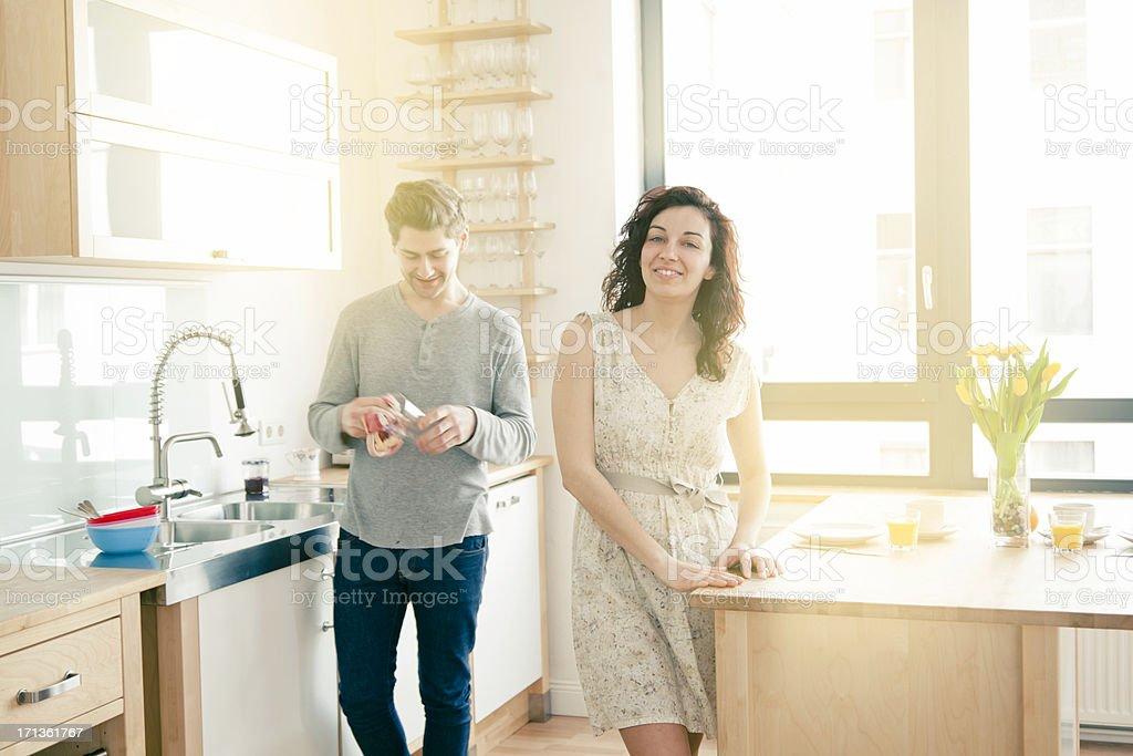 Lifestyle Couple royalty-free stock photo