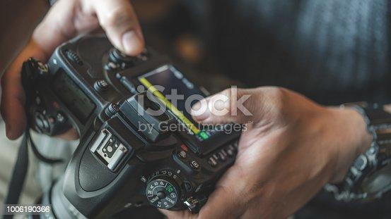 Photography Camera Setting