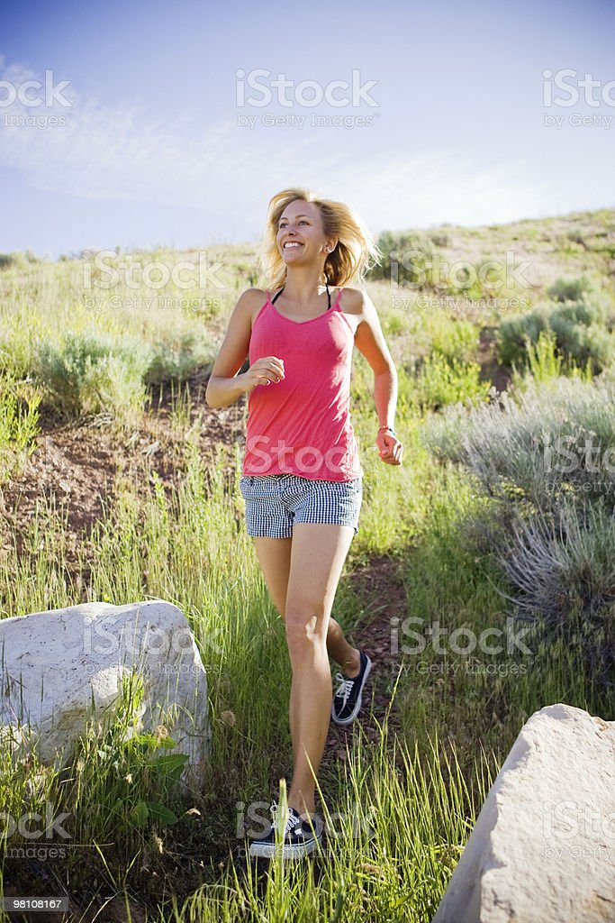LIfestyle shoot royalty-free stock photo