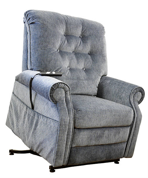 Lift Chair stock photo
