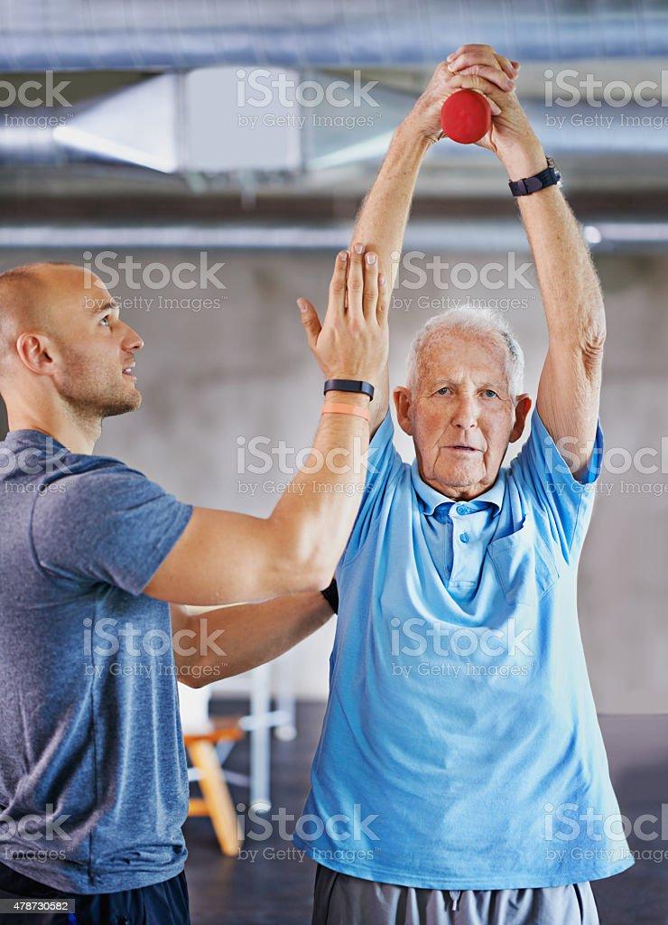 Lift for longevity – Foto