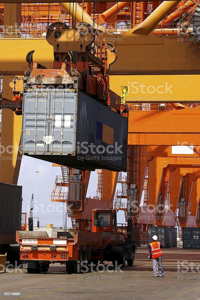 Lift royalty-free stock photo