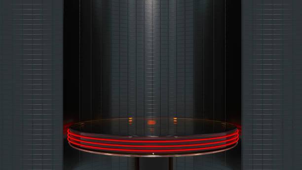 Liftplattform - Bühne für Performance – Foto